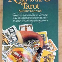 numerology key to the tarot