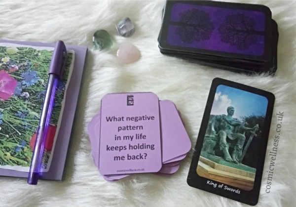 manifesting change empowerment cards