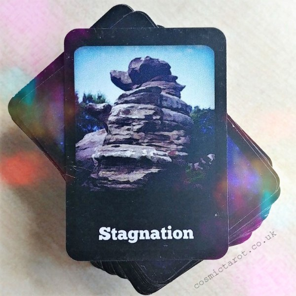Stagnation - making the most of feeling stuck