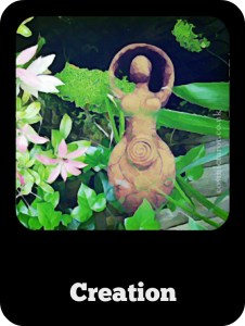 creation cosmic journaling oracle cards