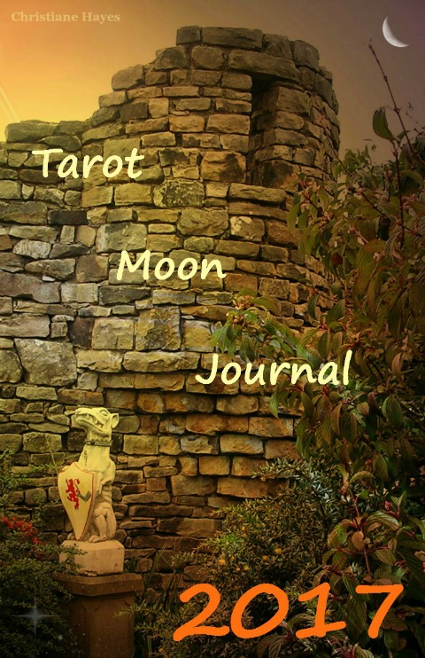 tarot moon journal 2017