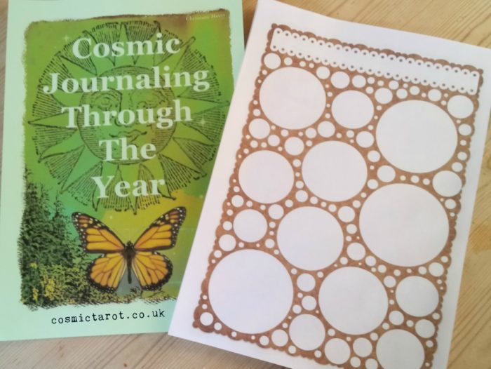 creative tarot journaling made easy