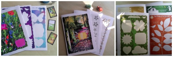A5 seasonal creative journaling kit