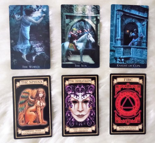 bohemian gothic tarot and madame endora