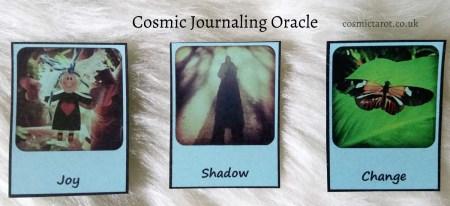 cosmic journaling oracle spread