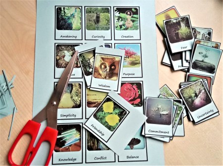 make your own oracle deck