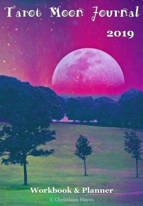 tarot moon journal 2019