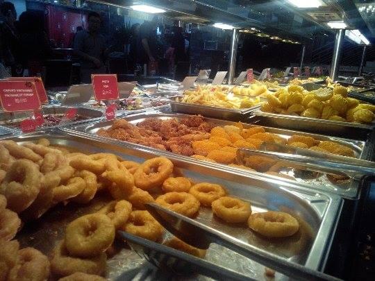 Cum este și cum se mănâncă la Restaurant Asiatic