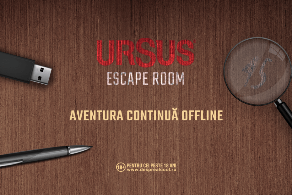 Ursus Escape Room
