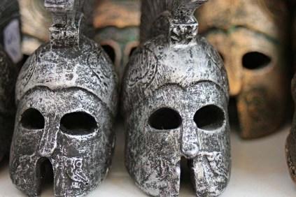 Tod und Krieg und Seuchen: Nicht nur in der Antike gehörten alle drei oft eng zusammen.