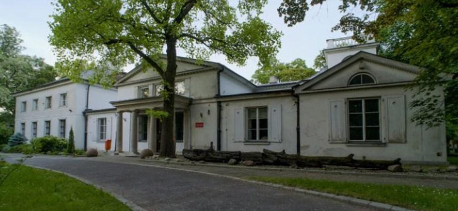 Muzeum Ziemi PAN w Warszawie