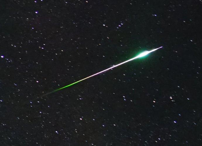 Meteor nad Oslo (25.07.2021)