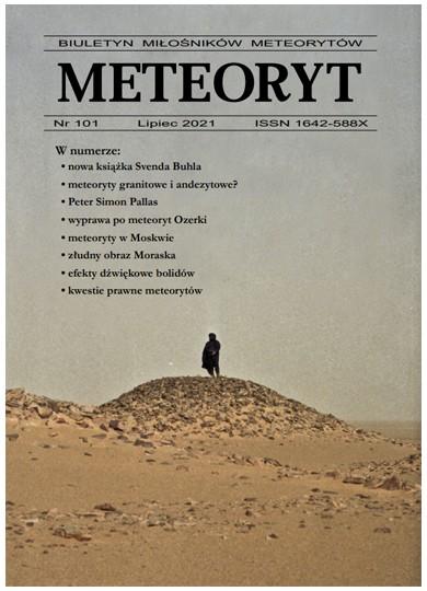 Wielki powrót biuletynu METEORYT