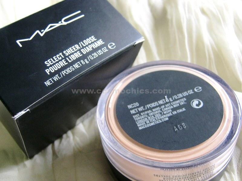 MAC-Select-Sheer-Loose-Powder