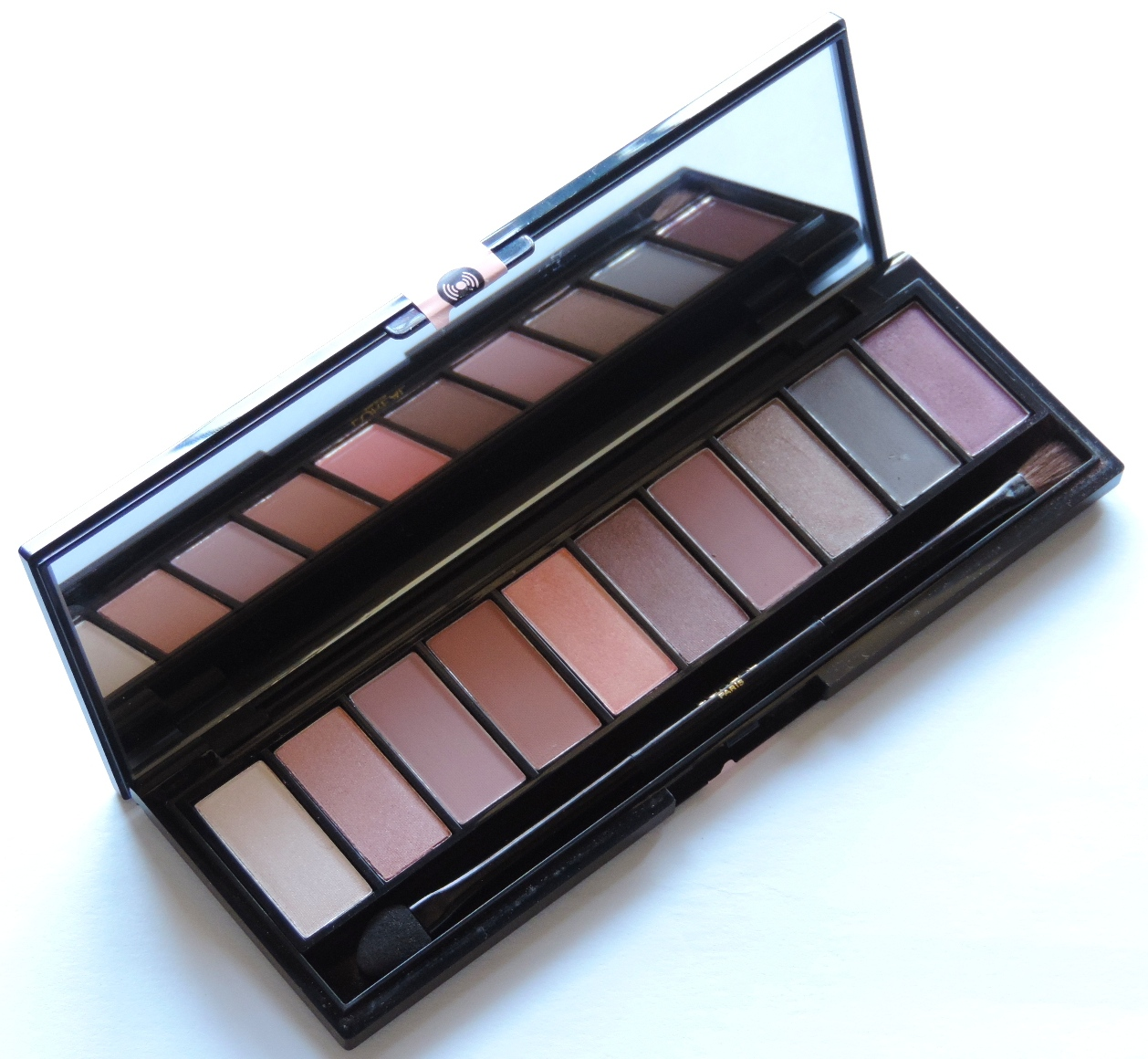 loreal paris la palette rose