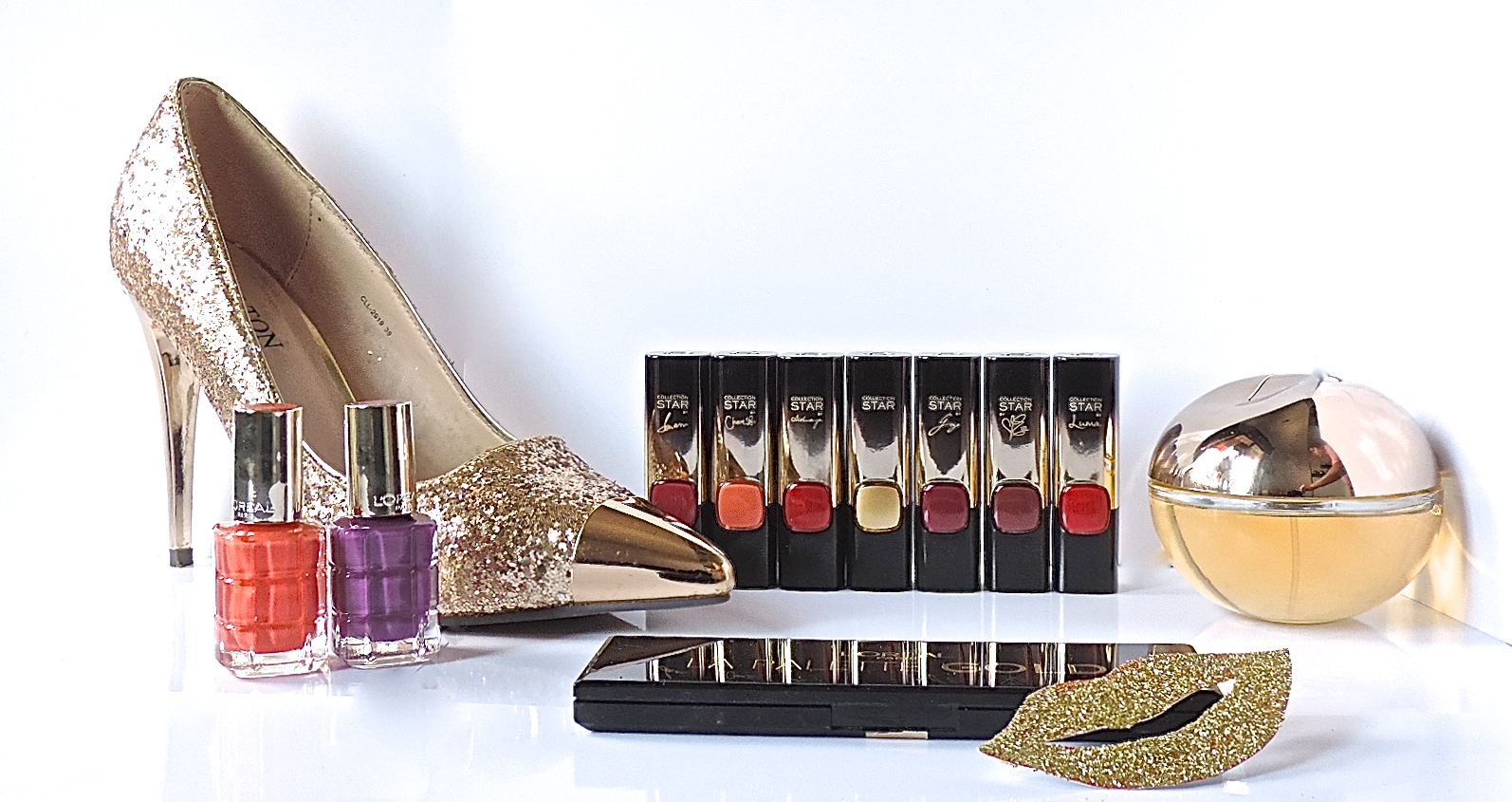 Loreal gold obsession