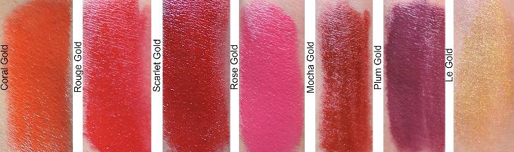 Gold Addiction Satin Lipstick by L'Oreal #21