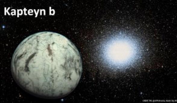 Kapteyn-b y Omega Centauri