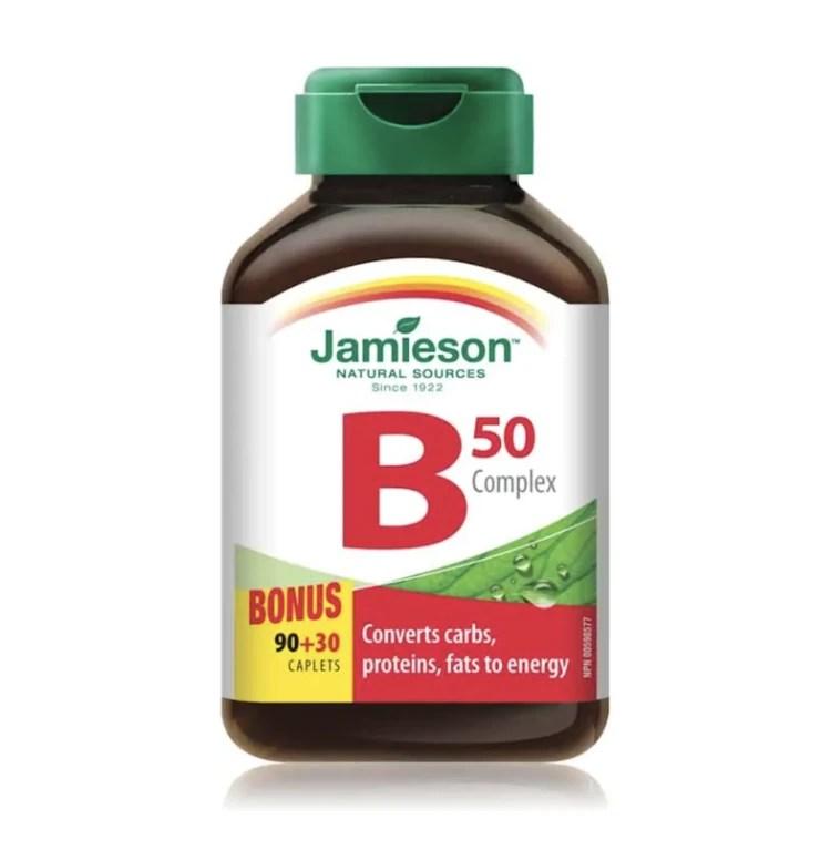 5款維他命B雜牌子推介!有助減壓的營養補充品 為工作注滿動力