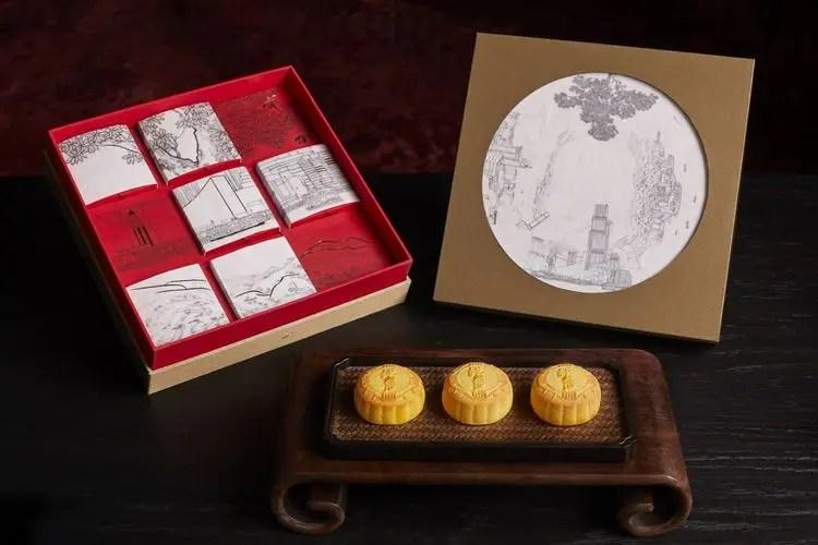 中秋節2020|20+奶黃月餅比較:流心奶黃月餅,酒店奶黃月餅,素食黃月餅...