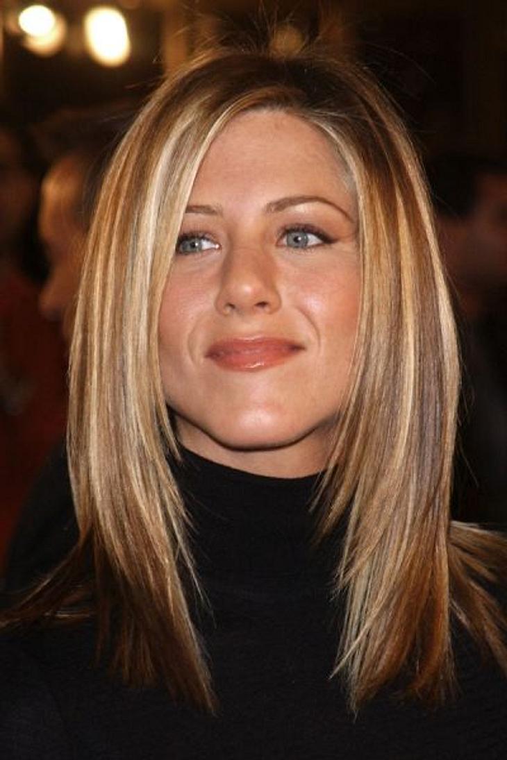 Die Frisuren Von Jennifer Aniston Bild 33 Von 41