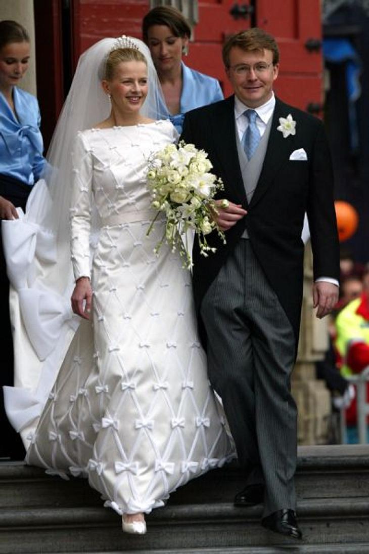 Royale Hochzeiten Die schnsten royalen Hochzeiten  Bild