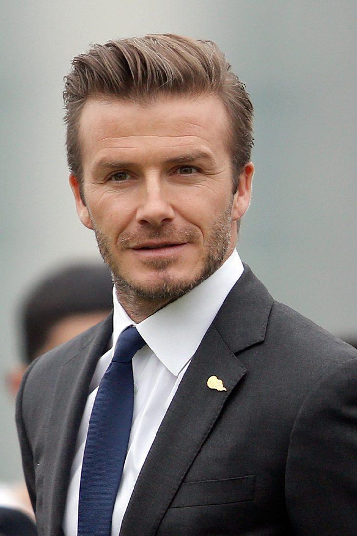 David Beckhams Frisuren COSMOPOLITAN
