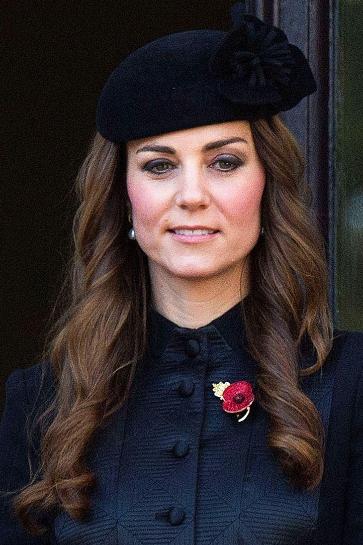 Die Langhaarfrisuren von Kate Middleton  Bild 3 von 28