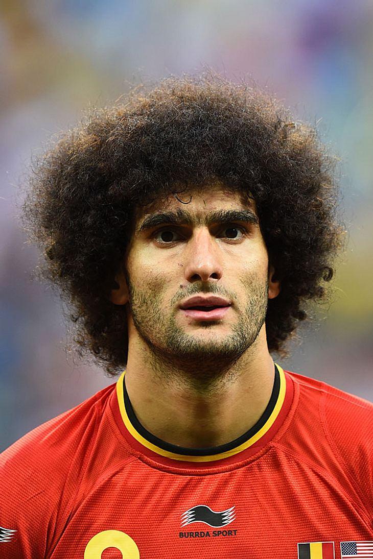 Fußball WM 2014 Die Schlimmsten Fußballer Frisuren? Bild 7 Von