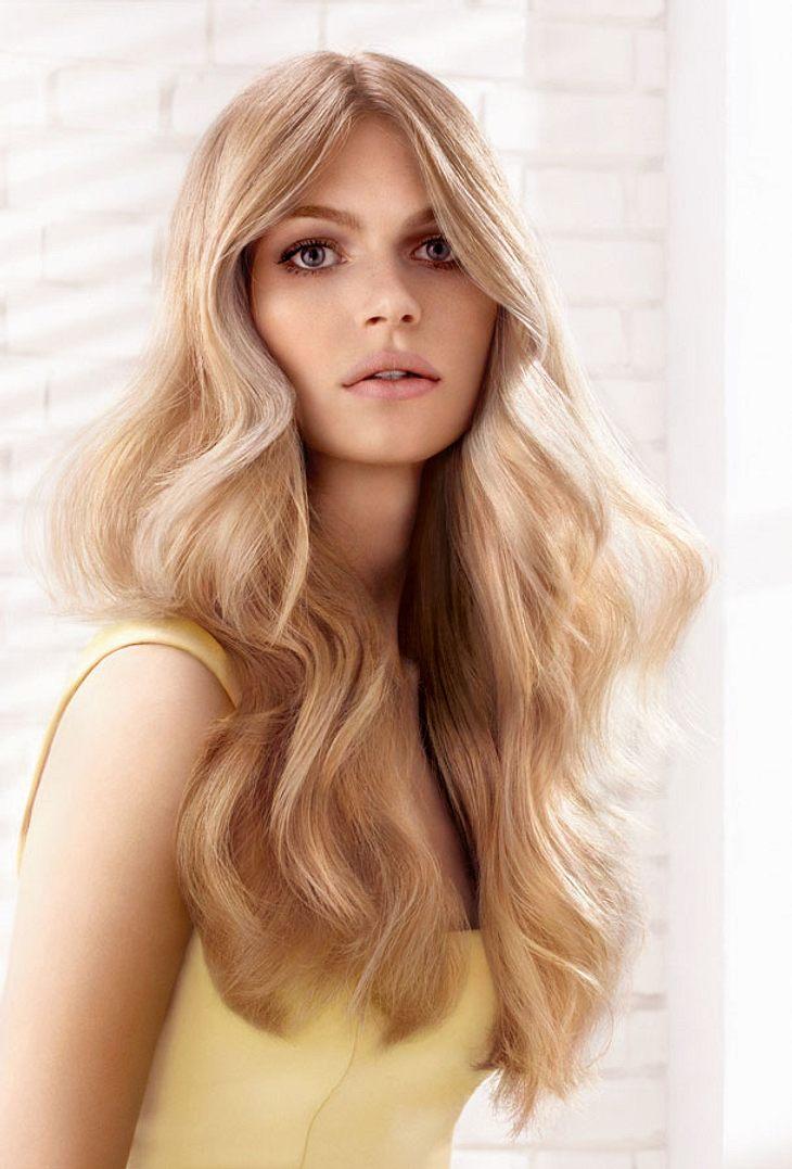 Frisuren Trends Für Lange Haare 2015 Looks Für Den Sommer