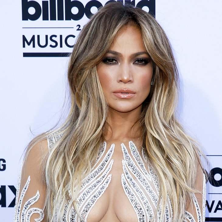Jennifer Lopez Frisur Da Sind Doch Nicht Nur Die Haare Ab JLo?!