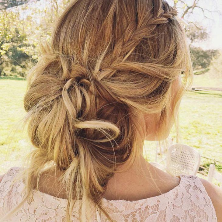 Brautfrisuren auf Instagram MitZu diesen Frisuren sag