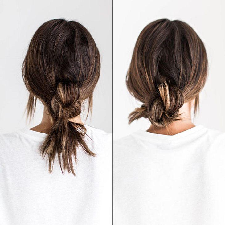 Einfache Frisuren 5 Schnelle Frisuren Für Ungewaschene Haare