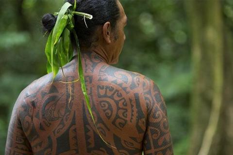 Tatuaz Polinezyjski