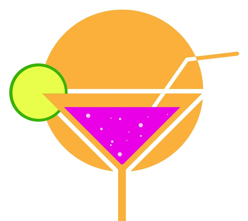 The Cosmopolitan Mindset Simple logo Squarred 2