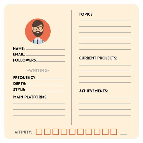The Mentor's Profile Infographic for How To Find the Perfect Mentor to Help Improve Your WritingSkills