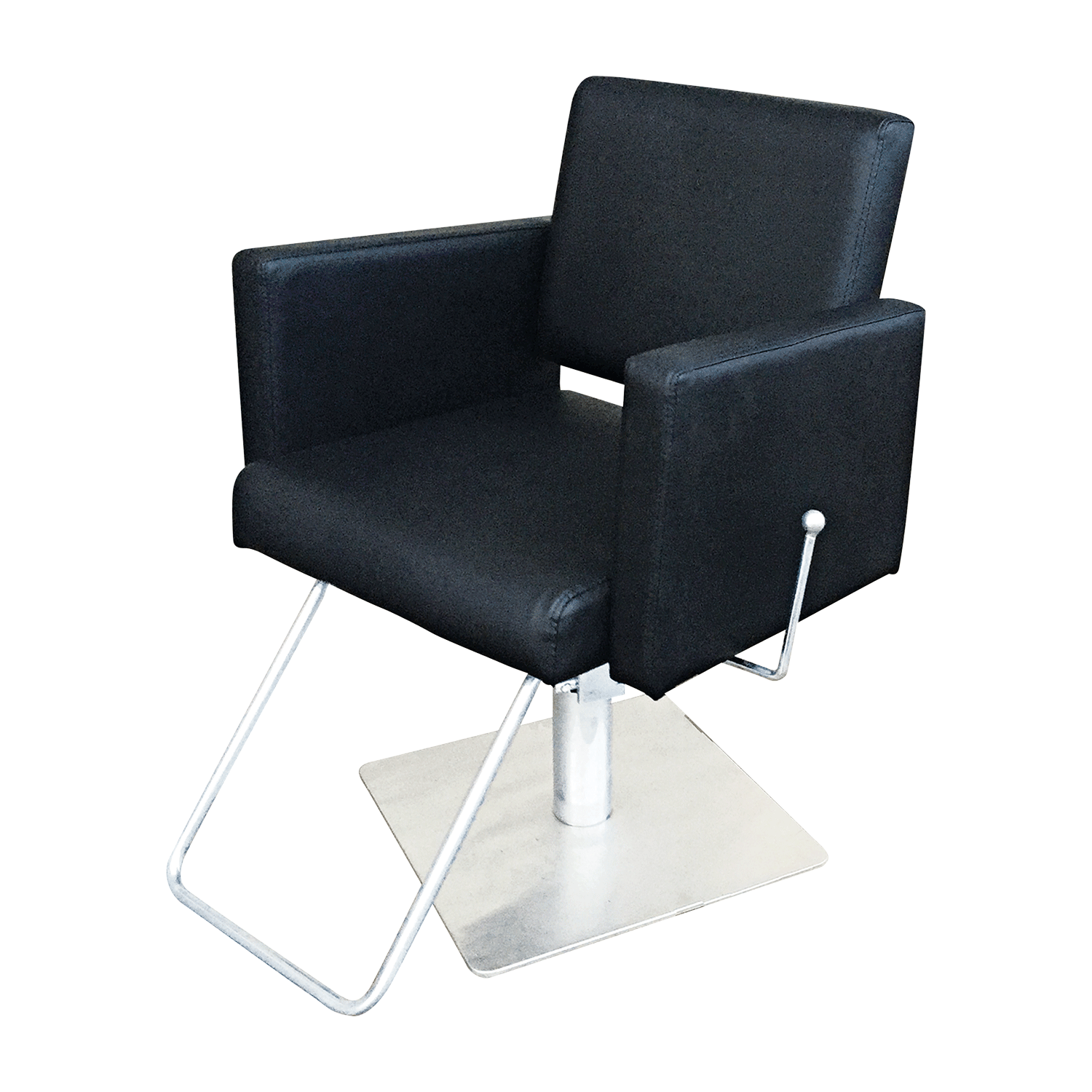 all purpose salon chairs folding with storage rack piper chair square base at cosmoprof equipment