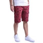 Basehit Men's printed gd cargo short pants (20819101868_27124)