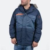 Basehit Men's Jkt With Det/ble Fake Fur On Hood (20857101366_30910)