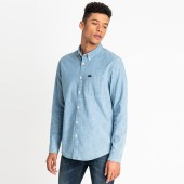 Lee LEE BUTTON DOWN FROST BLUE (9000037238_41277)