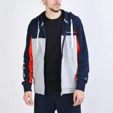 Champion Hooded Full Zip Sweatshirt (9000038376_41642)