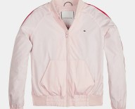Tommy Hilfiger Infant's Essential Tape Jacket - Βρεφική Ζακέτα