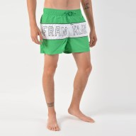 Franklin & Marshall Beachwear Nylon Uni Men's Shorts - Ανδρικό Μαγιό (9000026504_6898)