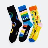 Happy Socks Beatles Gift Box 3 pack (9000041049_2074)