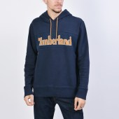 Timberland Connecticut River Heritage Cut and Sew Logo Hoodie (9000040378_2801)