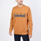 Timberland Connecticut River Heritage Cut and Sew Logo Sweatshirt (9000040387_41917)