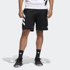 adidas Performance 3-Stripes Sport Shorts - Ανδρικό Σορτς (9000032262_1480)