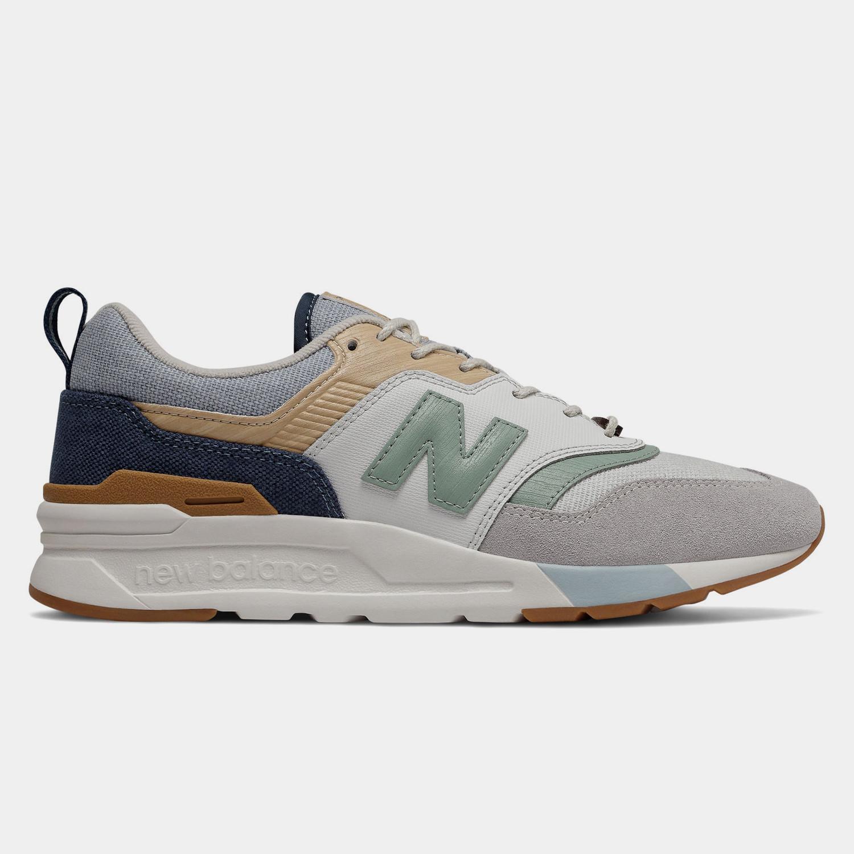 New Balance 997H Spring Hike Trail Men's Shoes GREY/NAVY CM997HAM
