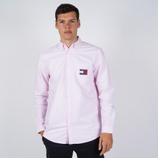 Tommy Jeans Oxford Badge Men's Shirt (9000050948_45064)