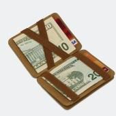 Hunterson Magic Coin Wallet RFID - Δερμάτινο Πορτοφόλι (9000063542_1930)